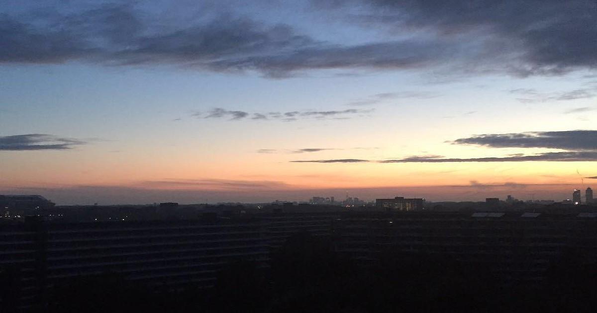 Grote stroomstoring in Diemen en Amsterdam Zuidoost voorbij - NH Nieuws
