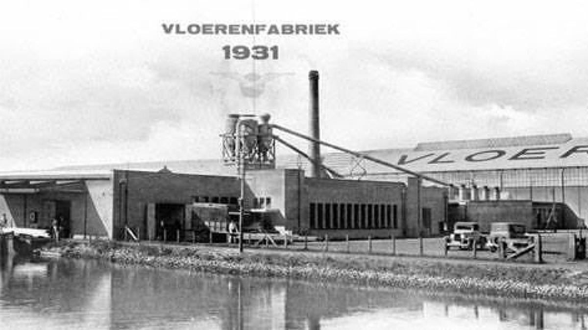 Blauwe Keuken Bruynzeel : NH Zaandam neemt afscheid van Bruynzeel-fabriek