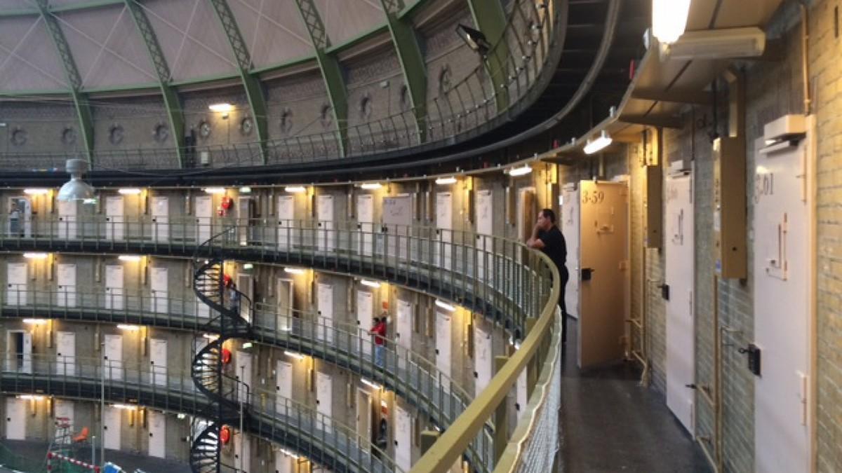 Nh haarlemse wethouder moet plan universiteit in koepel for Gevangenis de koepel haarlem