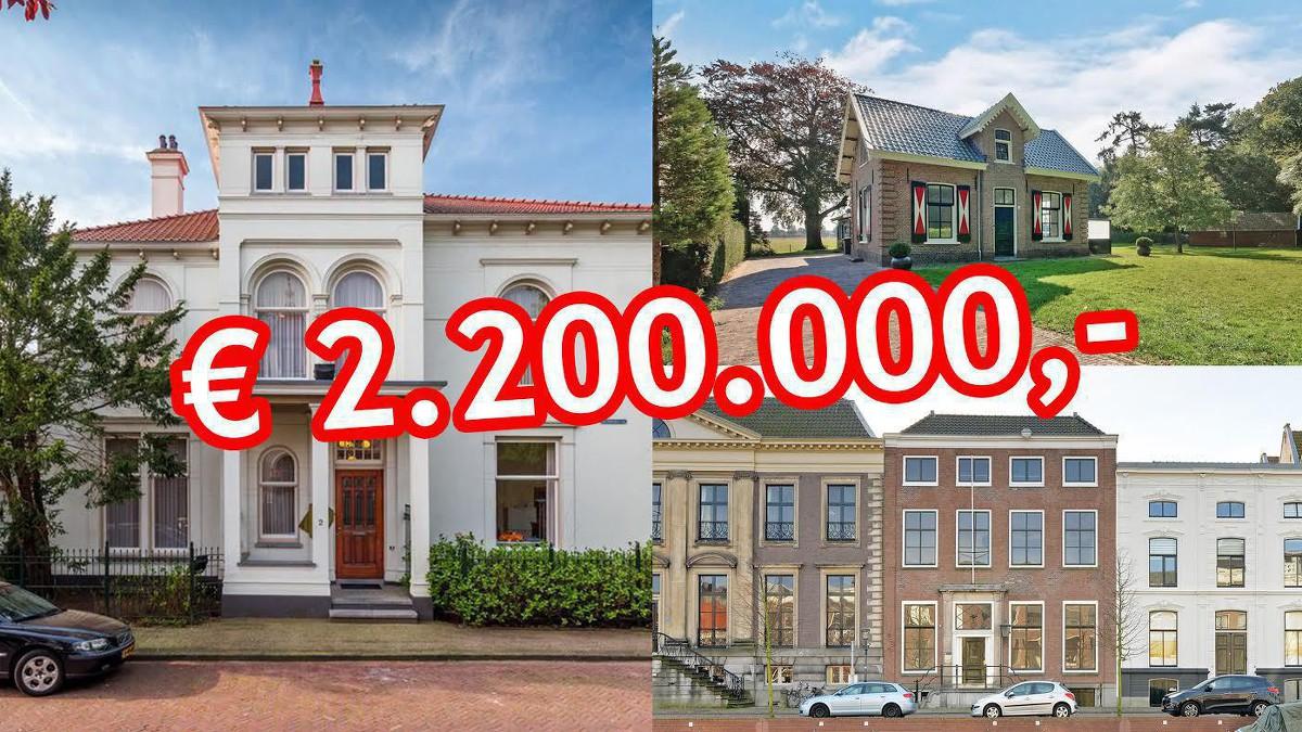 Nh dit zijn de duurste huizen van haarlem - Huizen van de wereldbank ...
