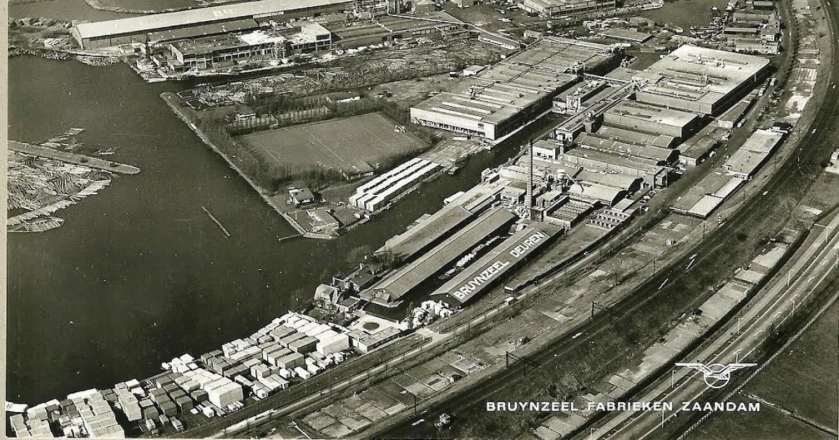 Blauwe Keuken Bruynzeel : Zaandam neemt afscheid van Bruynzeel-fabriek – NH Noord-Holland