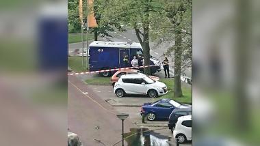 Geldwagen in Heemskerk