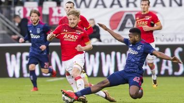 AZ Midtsjo en Ajax Zeefuik