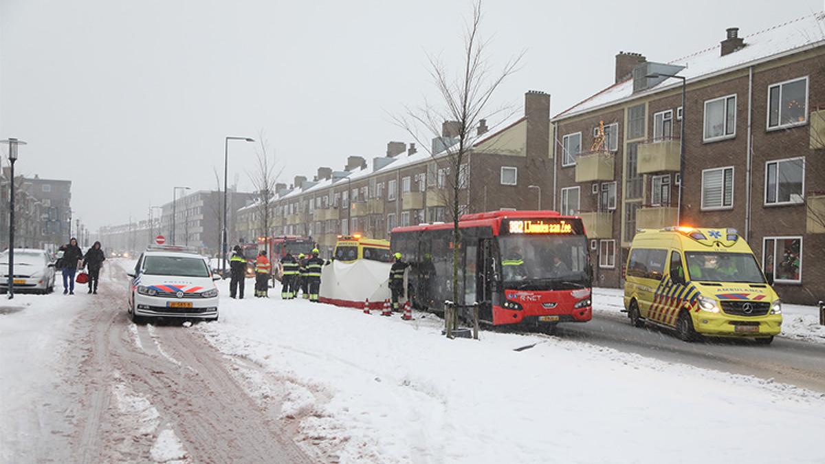 Nh voetganger overleden na aanrijding met bus in ijmuiden for Kruidvat ijmuiden