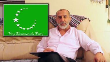 Buhran Gökalp van de Vrije Democratische Partij