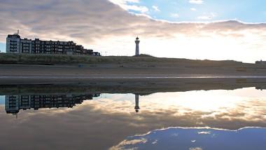 Mooi begin van de dag Egmond aan Zee