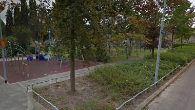 Glijbaan in Nieuw-Vennep