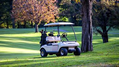 Golfkarretje